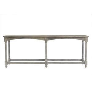 Longbottem Vintage Finished Entry Table