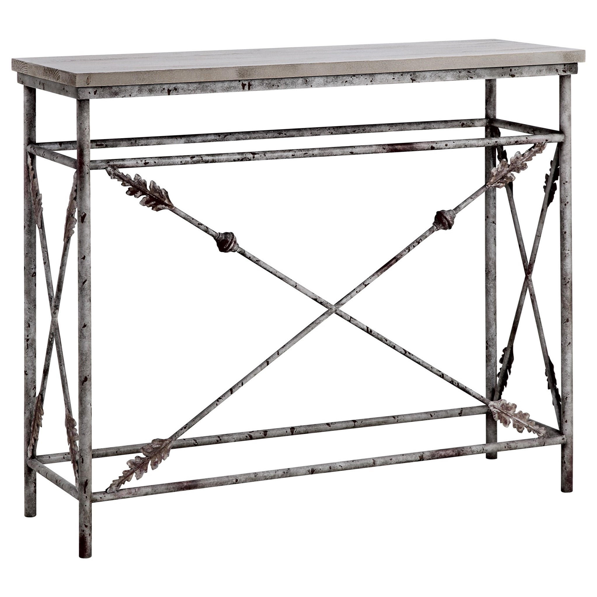 Accent Tables Arrowdale Console Table by Stein World at Zak's Home