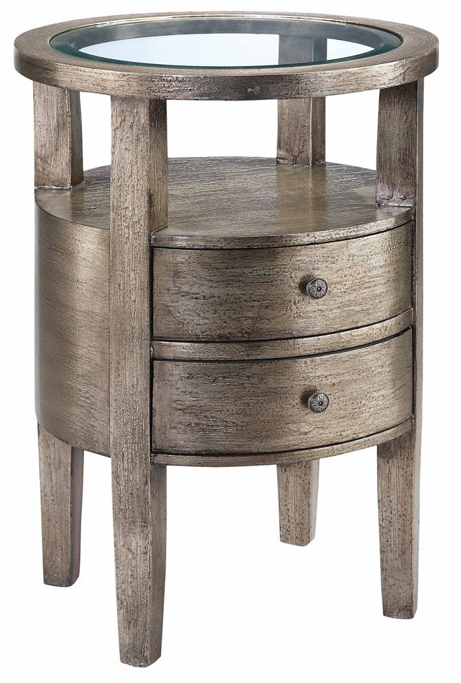 Accent Tables Round Accent Table by Stein World at Dream Home Interiors