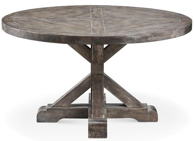 Accent Tables Bridgeport Round Cocktail Table by Stein World at Dream Home Interiors