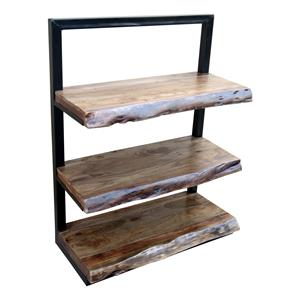 Climber 3-Shelf Floating Bookcase