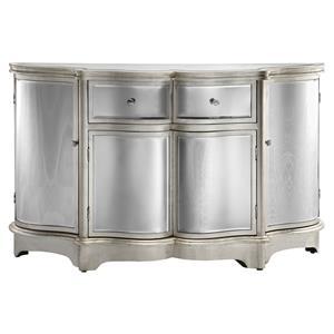 Stein World Cabinets Mirrored Credenza