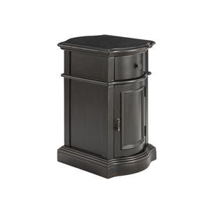 Petite Chairside Cabinet