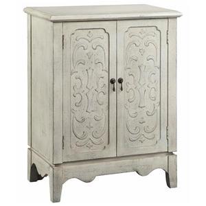 Stein World Cabinets 2-Door Cabinet