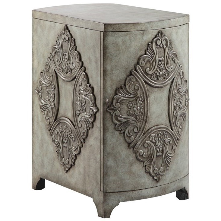 Cabinets Penelope Cabinet by Stein World at Westrich Furniture & Appliances