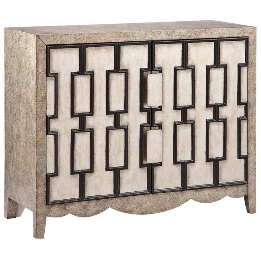 Cabinets Reid Cabinet by Stein World at Westrich Furniture & Appliances