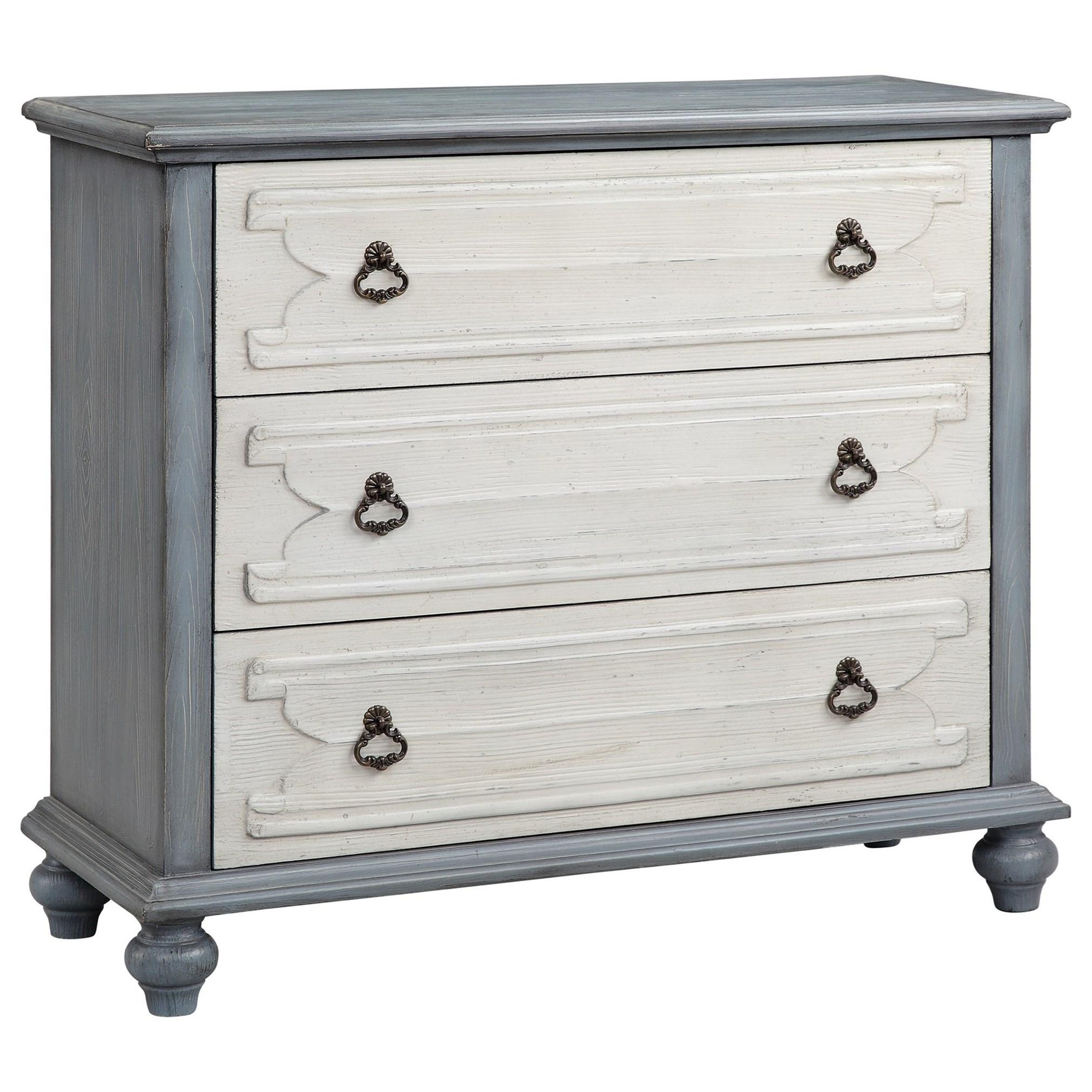 Cabinets 3-Drawer Chest by Stein World at Pedigo Furniture