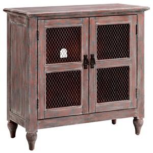 2- Door Cabinet