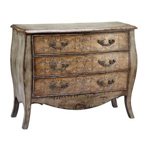 Zahtila Three-Drawer Chest