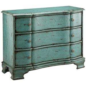 Accent Chest w/ 3 Drawers