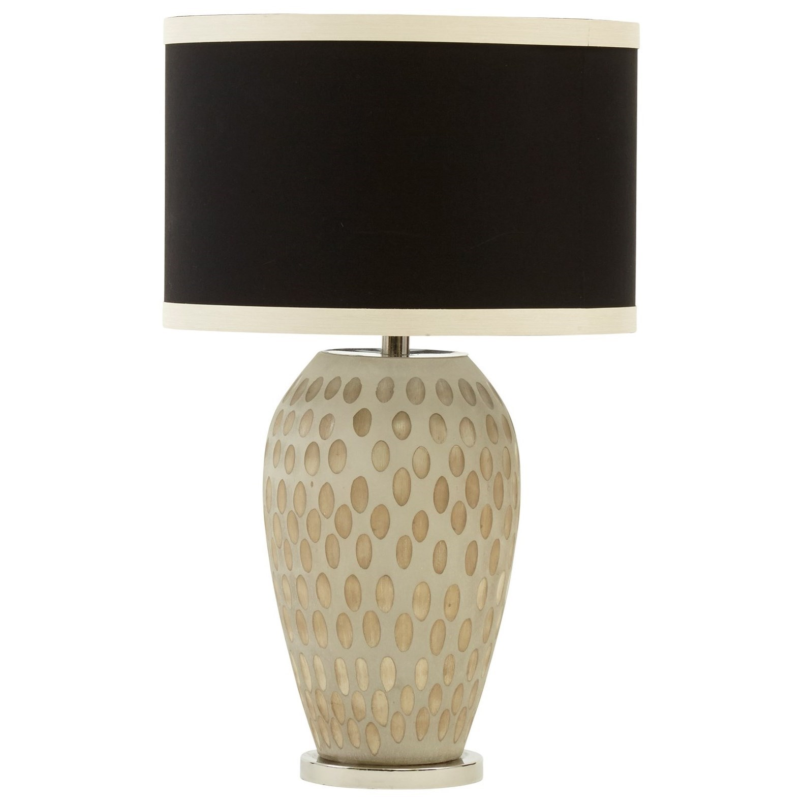 Lamps Thumba Table Lamp by Stein World at Westrich Furniture & Appliances