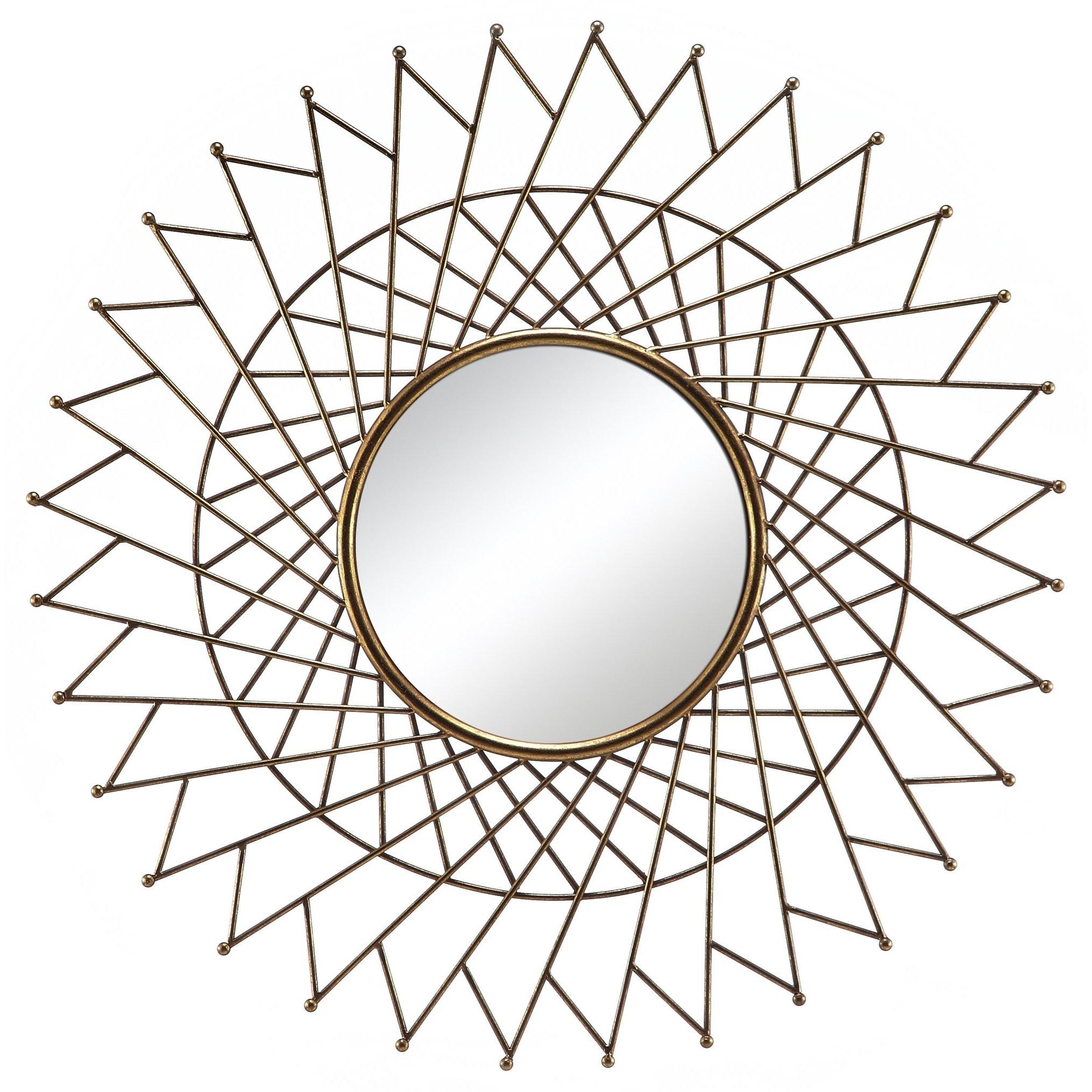Mirrors Zelda Wall Mirror by Stein World at Johnny Janosik