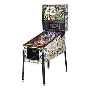 Led Zepplin Pinball Machine
