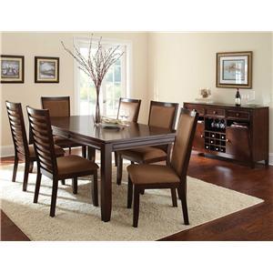 8Pc Dining Room