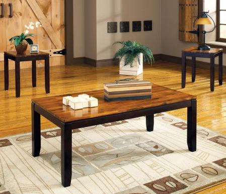 Abaco 3 Pack of Tables by Steve Silver at Walker's Furniture