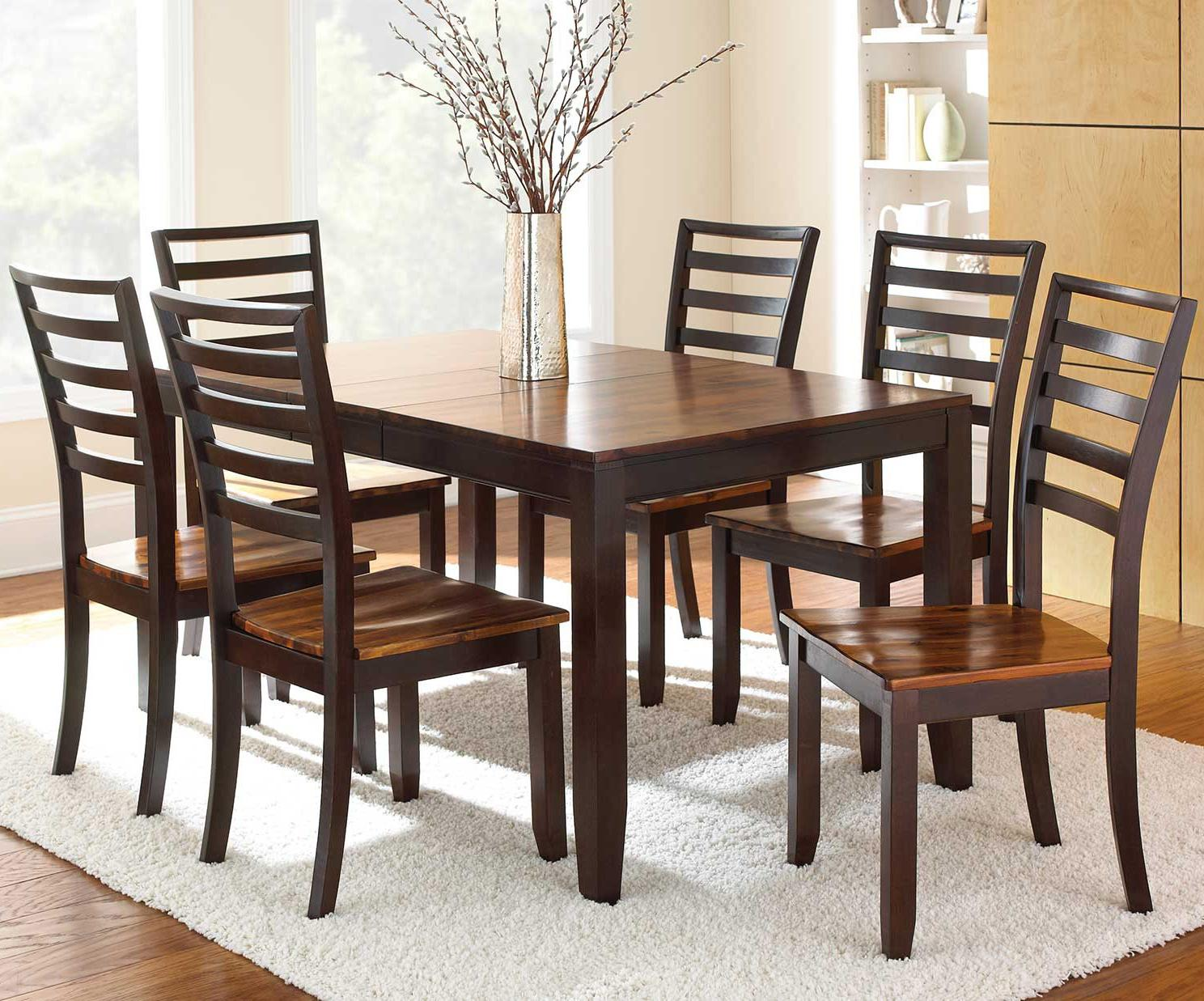 Abaco 7-Piece Dining Set by Steve Silver at Walker's Furniture