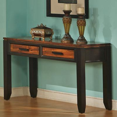 Abaco Sofa Table by Steve Silver at Walker's Furniture