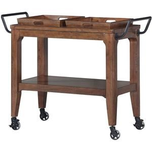 Dining Cart with Trays