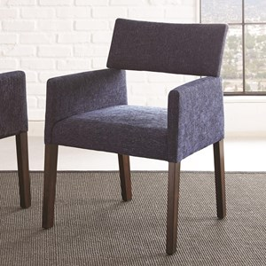 Contemporary Dining Arm Chair