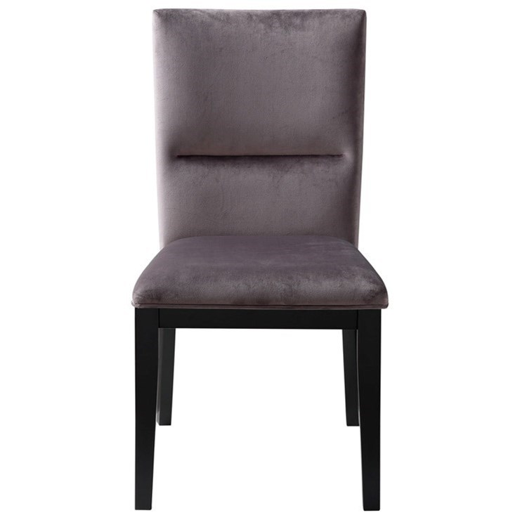 Amalie Upholstered Side Chair  by Steve Silver at Standard Furniture