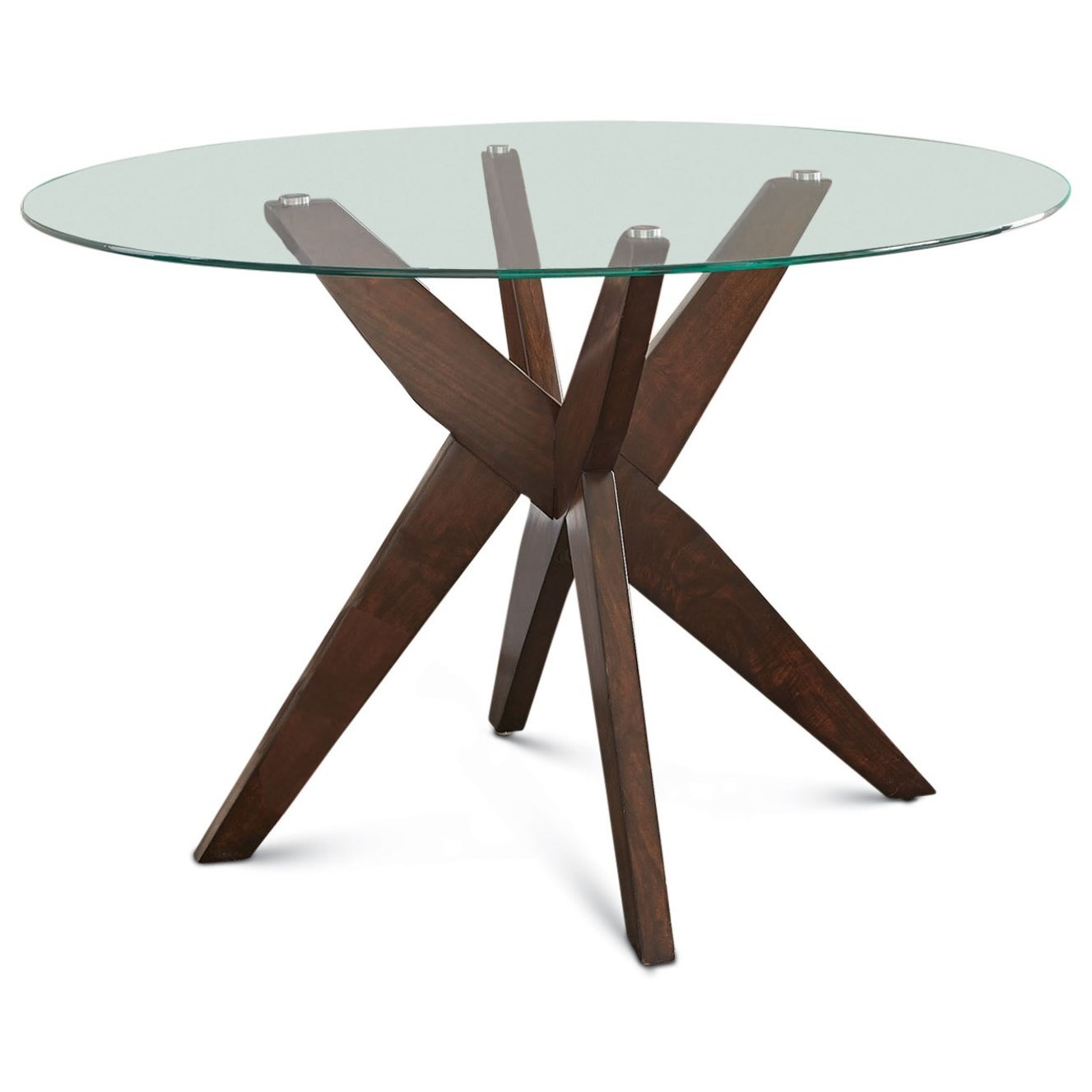 Amalie Dining Table by Steve Silver at Northeast Factory Direct