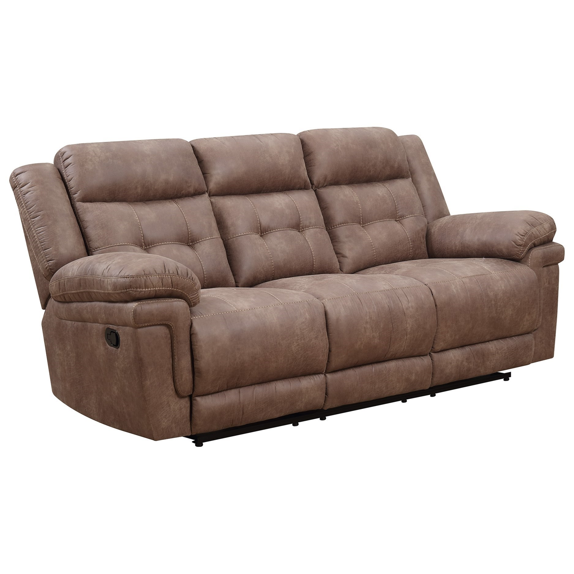 Anastasia Reclining Sofa by Steve Silver at Standard Furniture