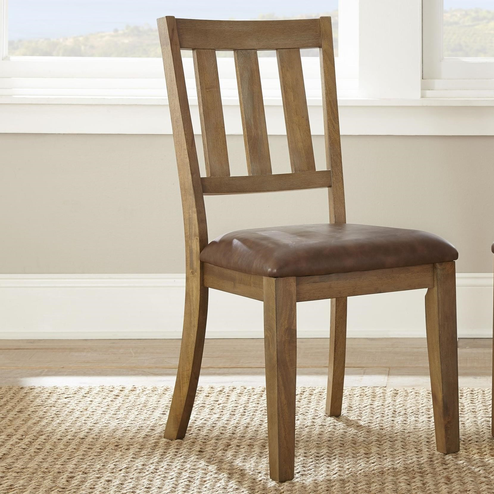 Ander Side Chair by Steve Silver at Walker's Furniture