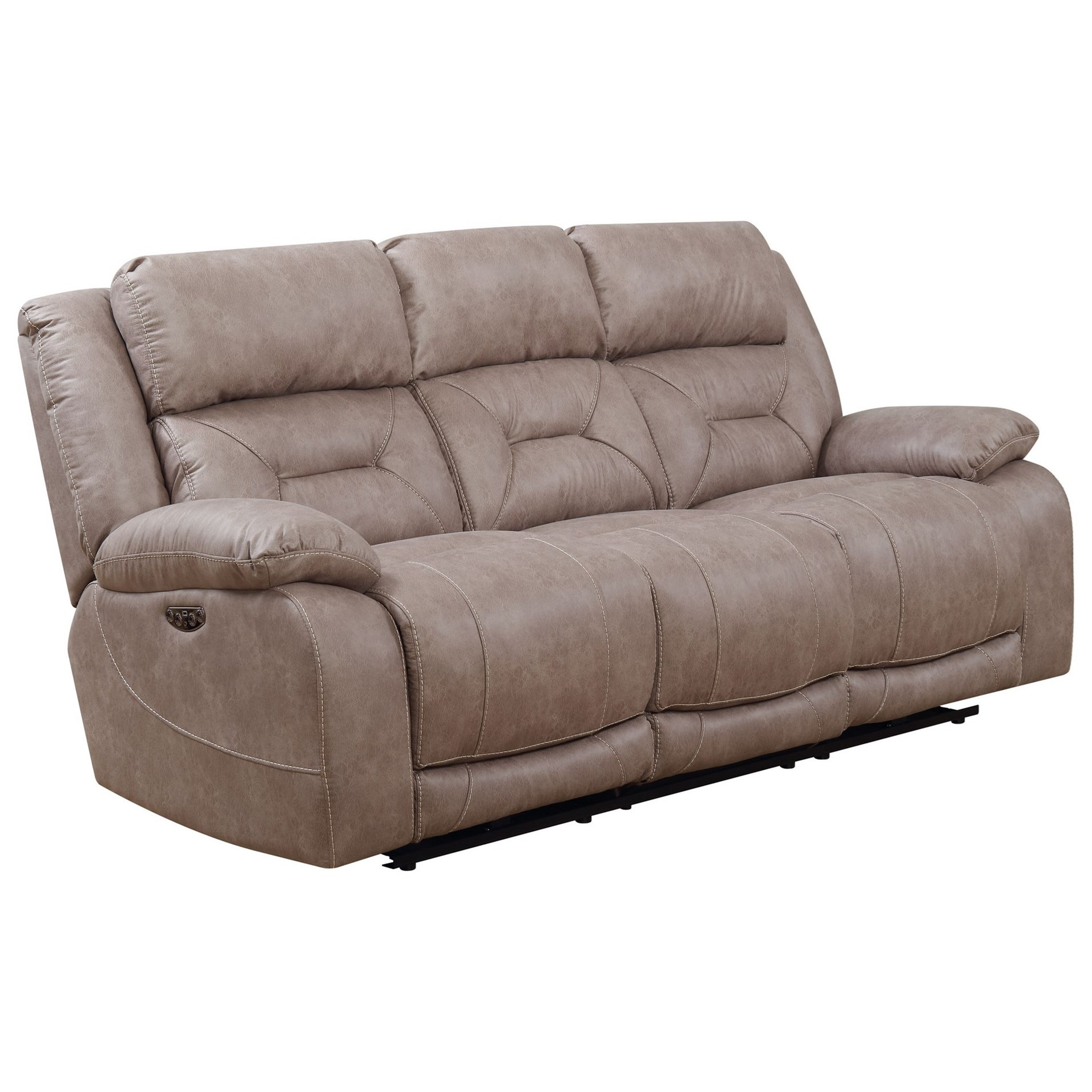 Aria Reclining Sofa by Steve Silver at Northeast Factory Direct