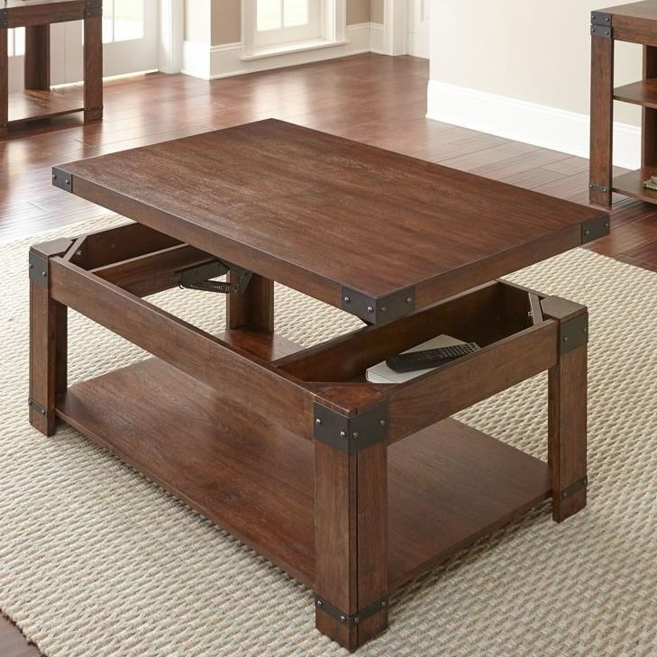 Arusha Cocktail Table by Vendor 3985 at Becker Furniture