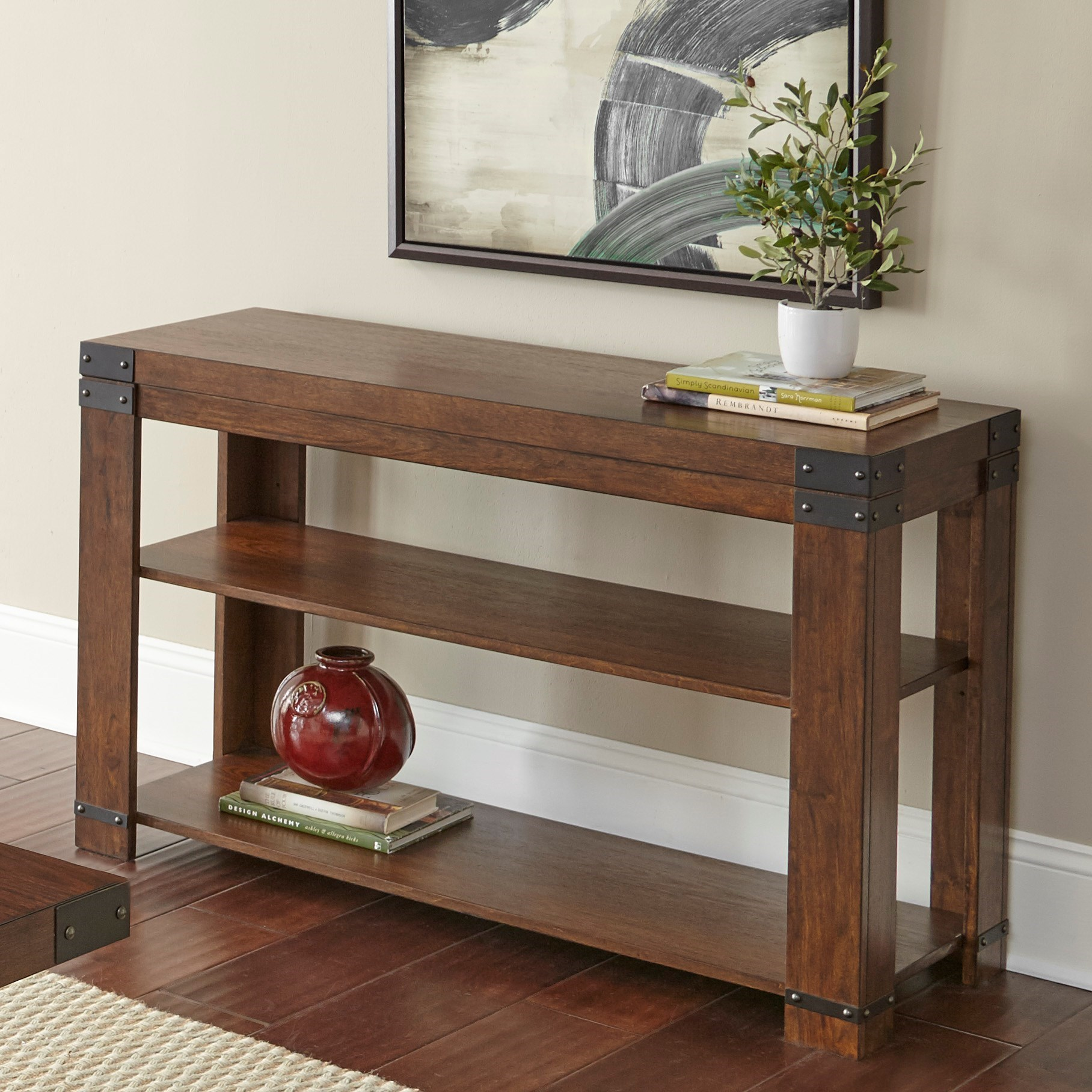 Arusha Sofa Table by Vendor 3985 at Becker Furniture