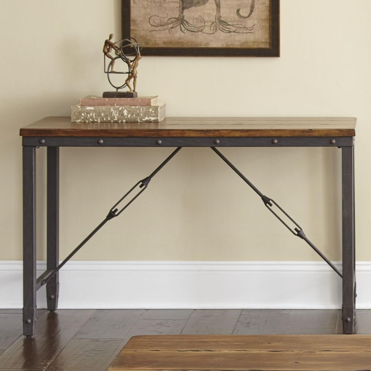 Wilder Sofa Table by Star at EFO Furniture Outlet