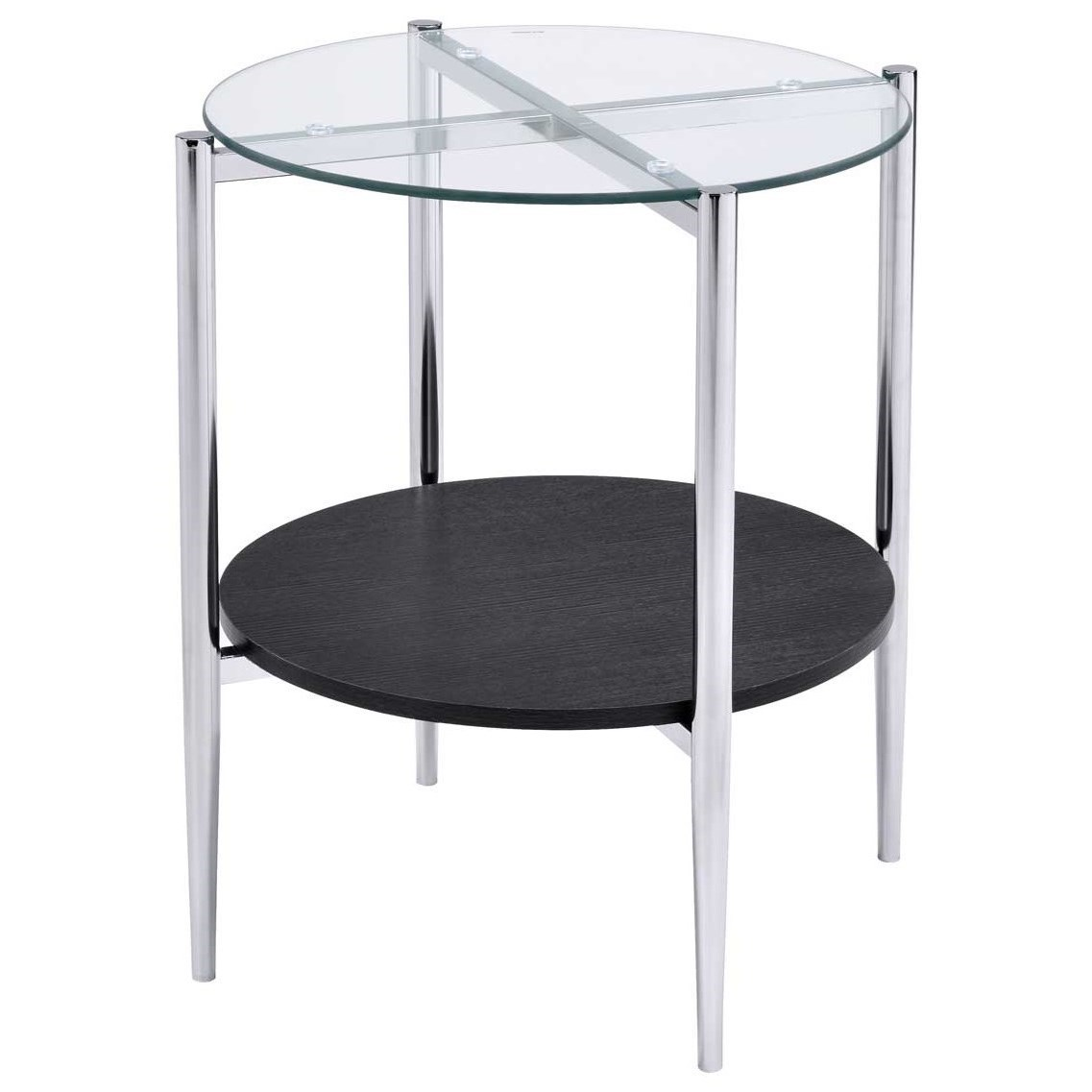 Bayliss End Table by Steve Silver at Northeast Factory Direct