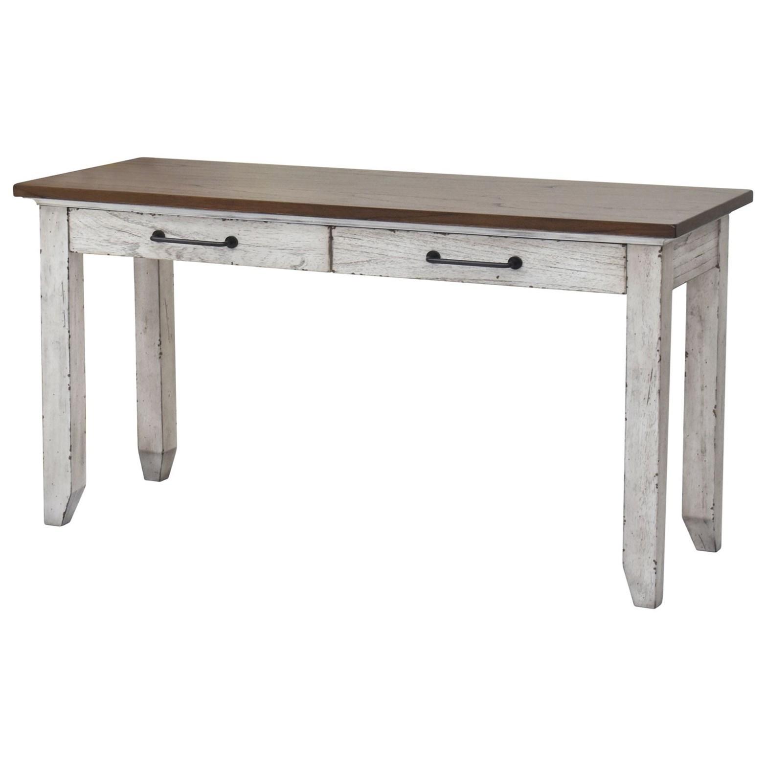 Bear Creek Sofa Table by Steve Silver at Walker's Furniture