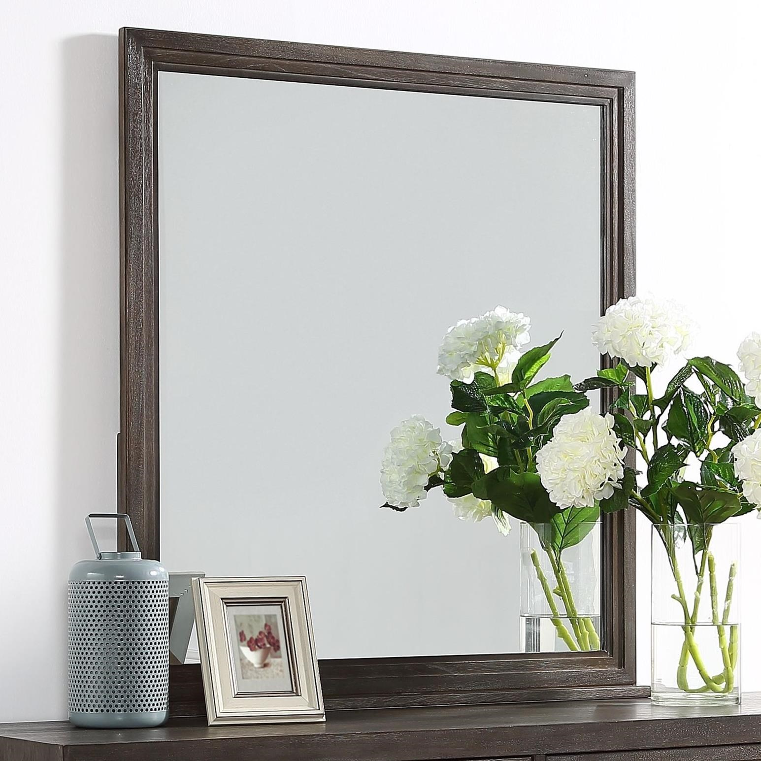 Broomfield Mirror by Steve Silver at Northeast Factory Direct