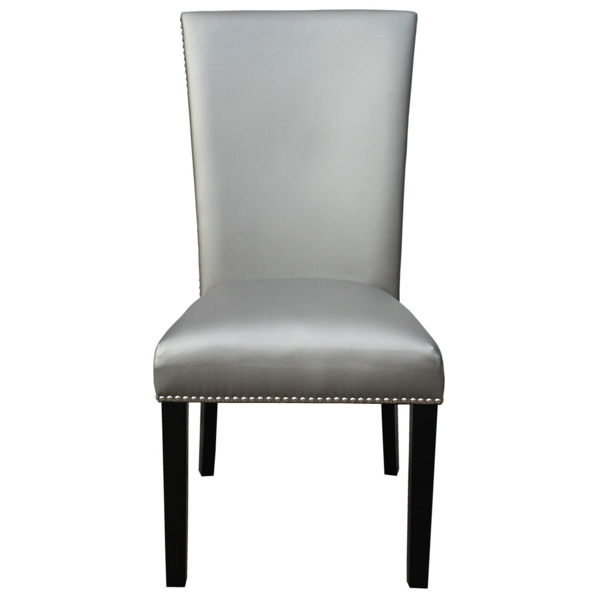 Camila Dining Chair with Nailhead by Steve Silver at Northeast Factory Direct