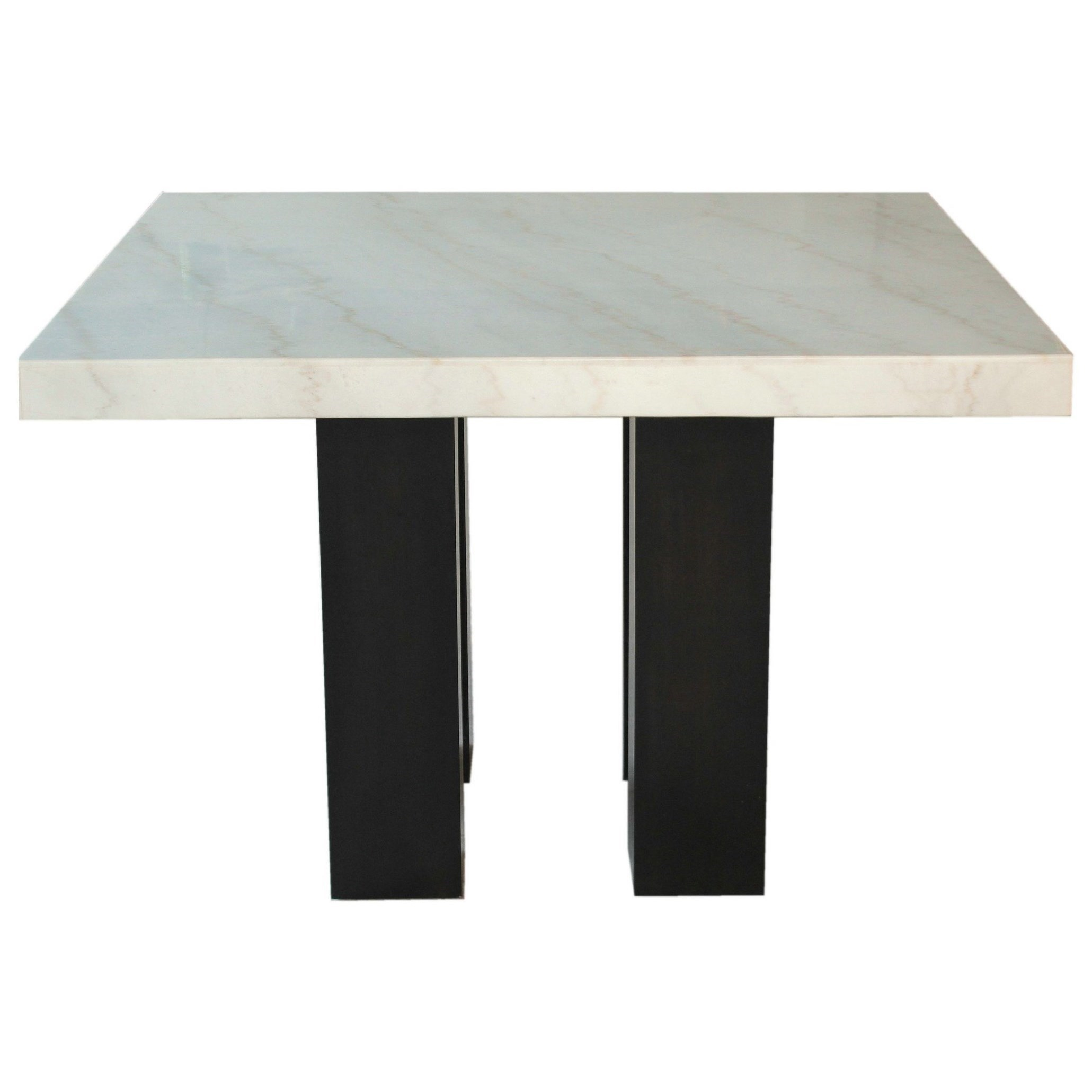 Camila Square Dining Table by Steve Silver at Walker's Furniture