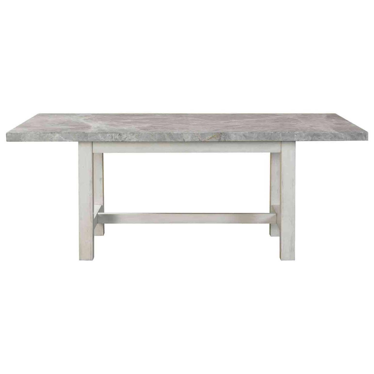 Canova Marble Top Dining Table by Steve Silver at Northeast Factory Direct