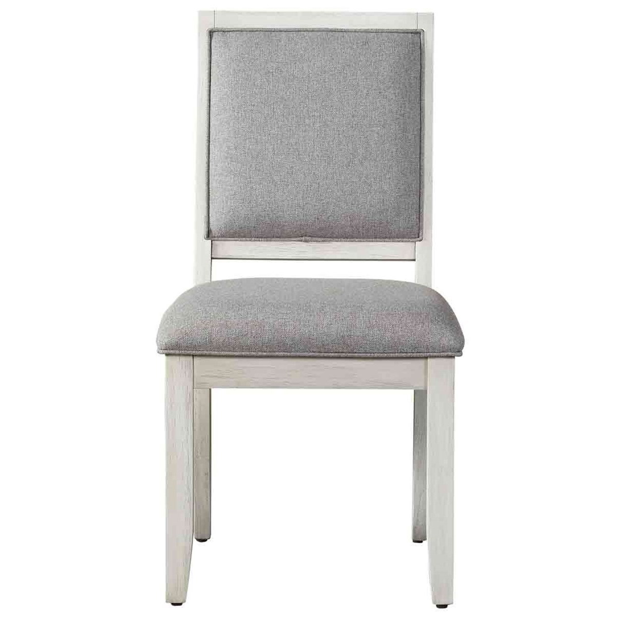 Canova Upholstered Side Chair   by Steve Silver at Walker's Furniture