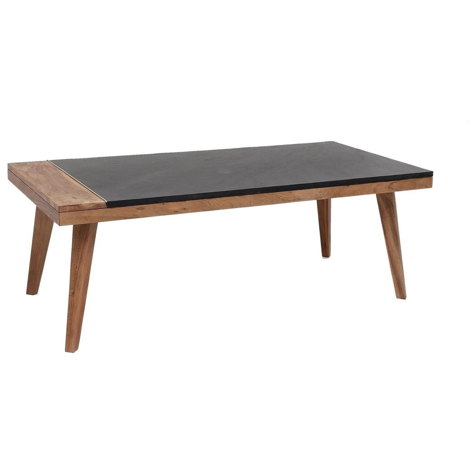 Caspian Cocktail Table by Steve Silver at Walker's Furniture