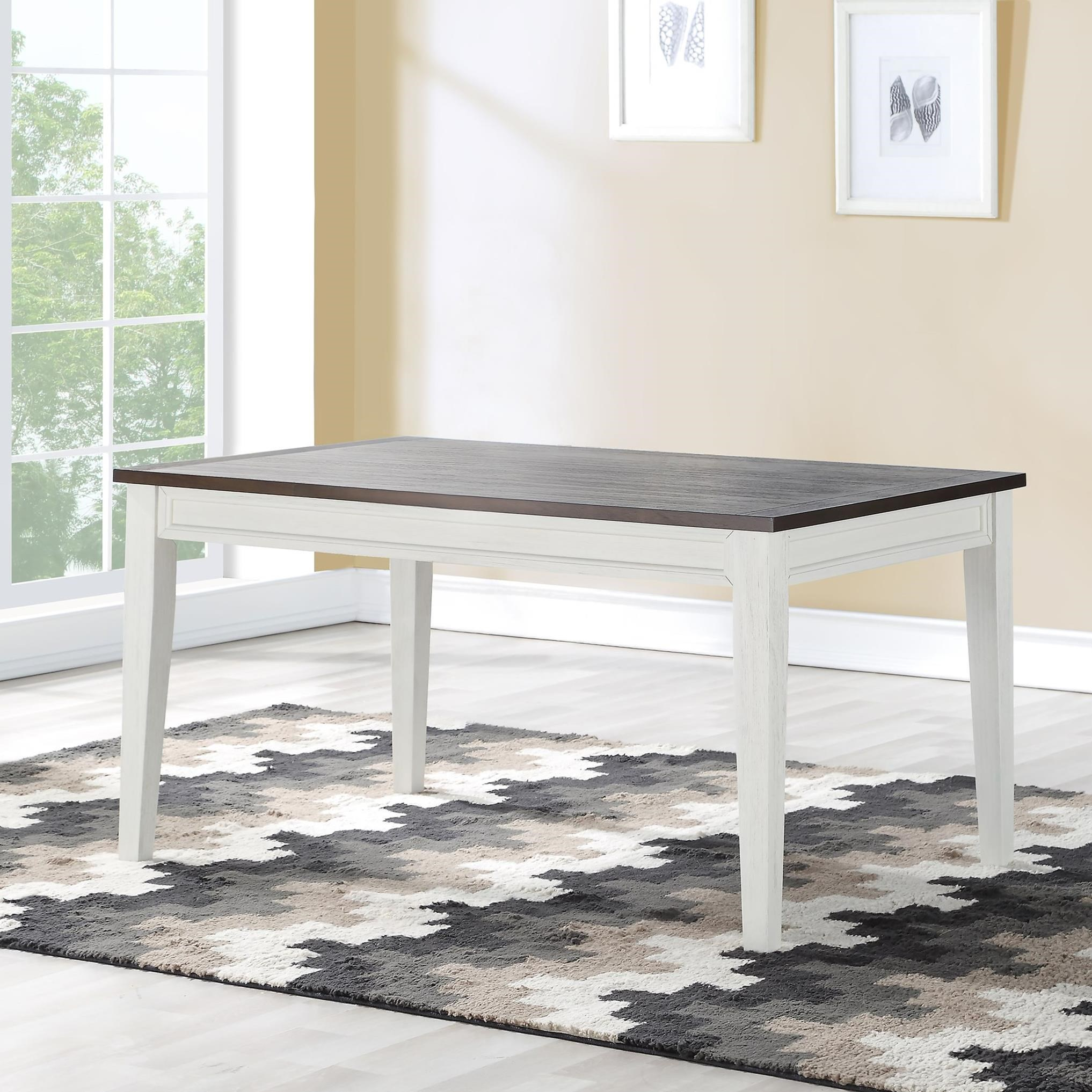 Caylie Dining Table by Steve Silver at Northeast Factory Direct