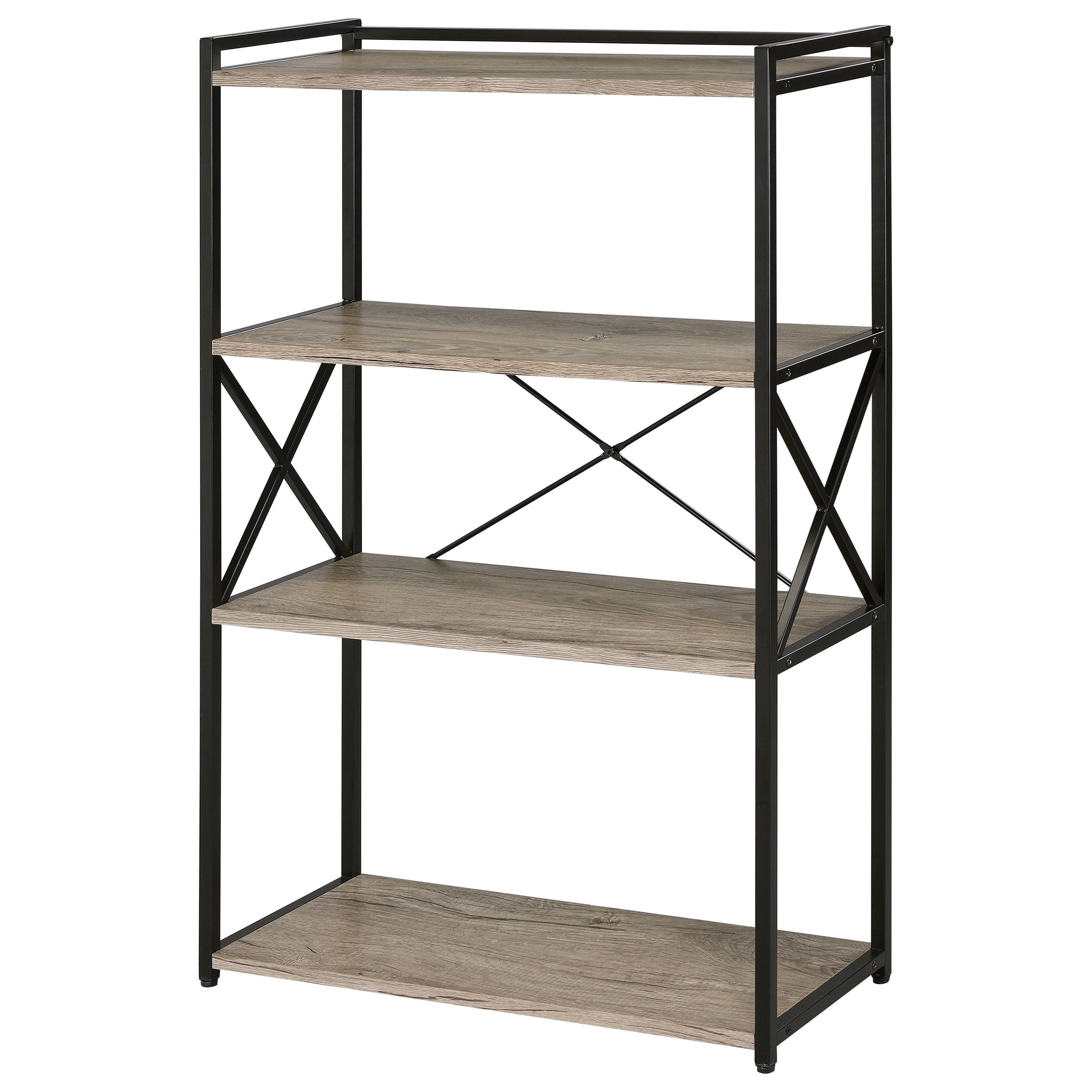 Corday Bookcase by Steve Silver at Walker's Furniture