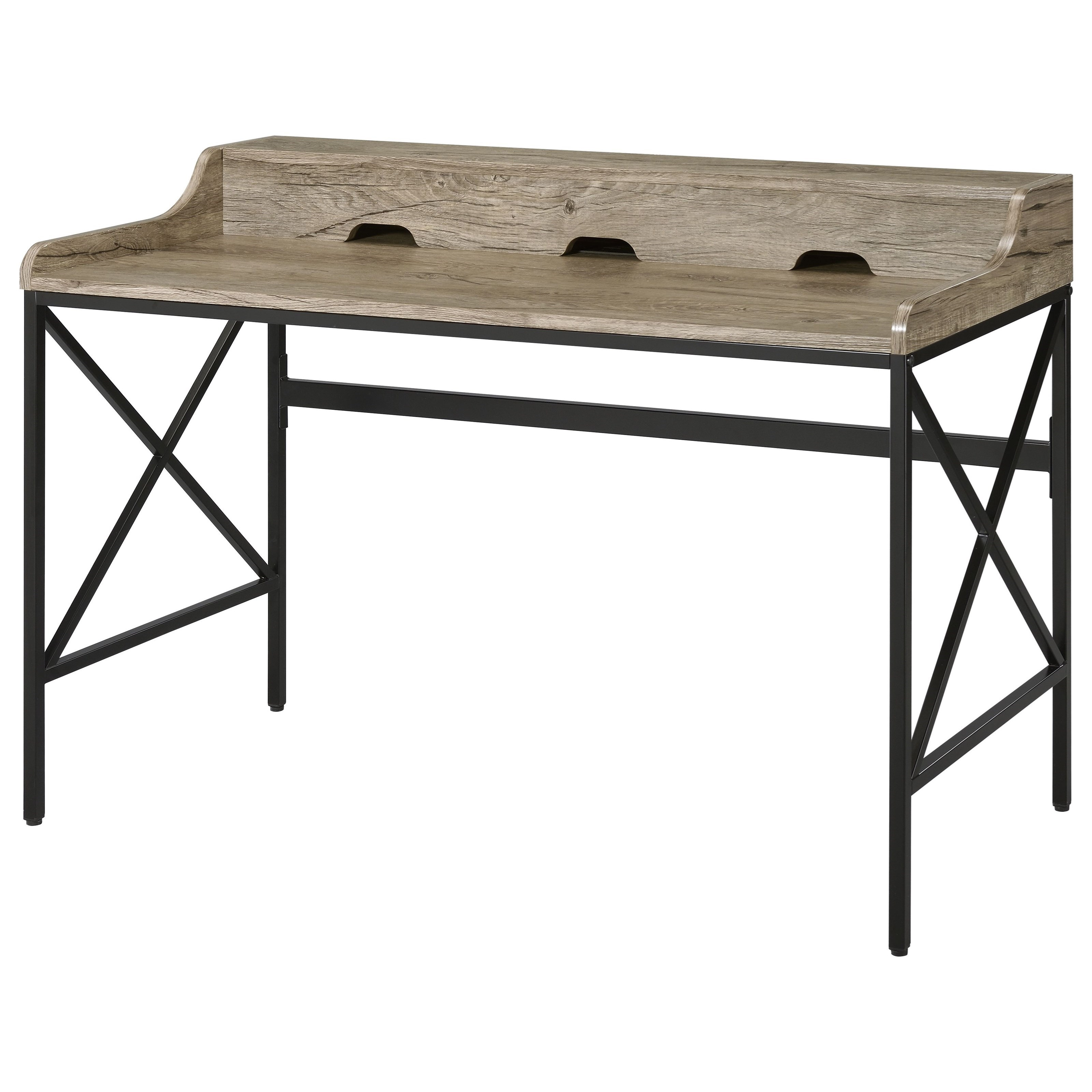 Corday Desk with USB Port by Steve Silver at Walker's Furniture