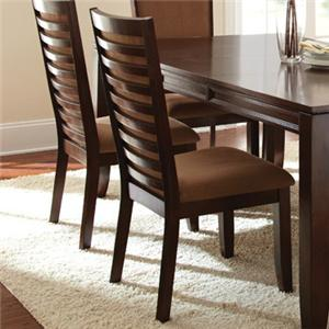 Formal Ladder Back Dining Side Chair