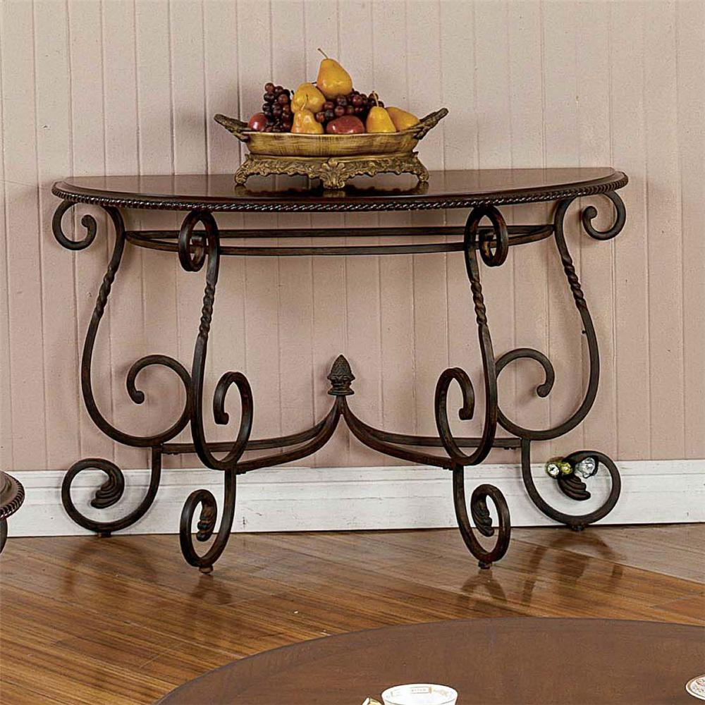 Crowley Sofa Table by Steve Silver at Walker's Furniture