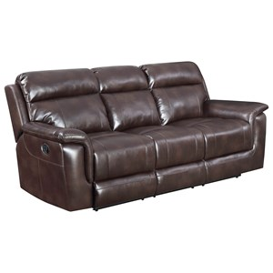 Lay-Flat Reclining Sofa