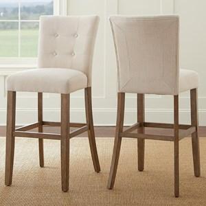 Upholstered Bar Chair