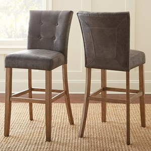 Upholstered Bar Chair
