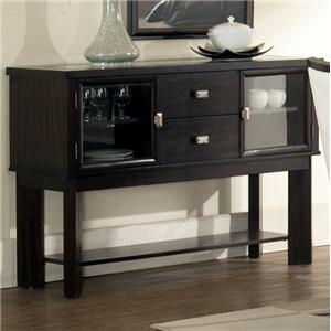 Buffet Style Server