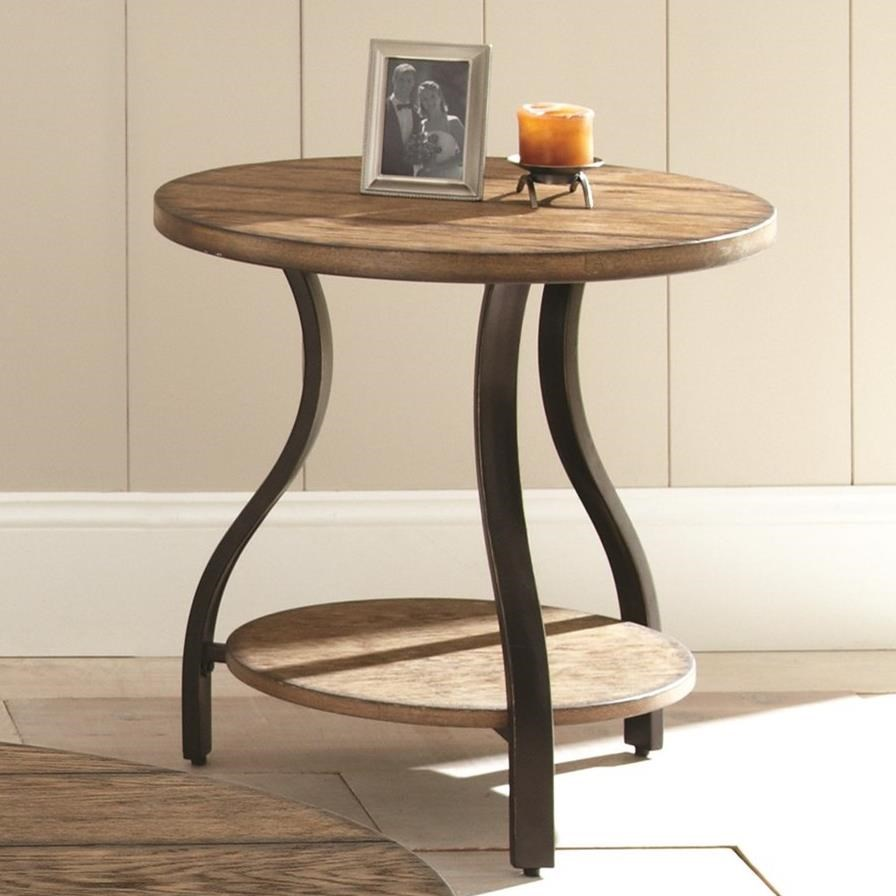 Denise End Table by Steve Silver at Walker's Furniture