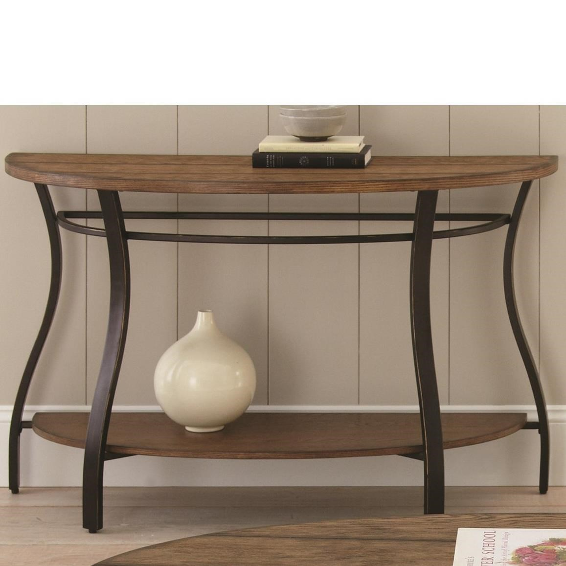 Denise Sofa Table by Steve Silver at Walker's Furniture